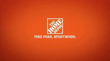 The Home Depot Spring Black Friday TV Spot, 'En Todo lo que Hace' [Spanish] - Thumbnail 9