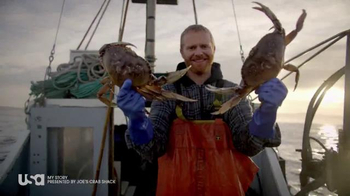 Joe's Crab Shack TV Spot, 'USA My Story: Don'