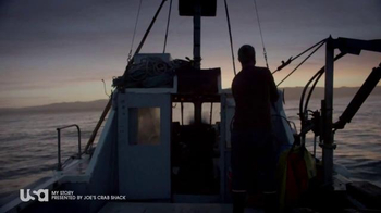 Joe's Crab Shack TV Spot, 'USA My Story: Don' - Thumbnail 2