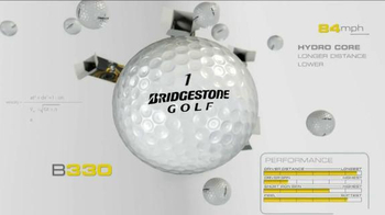 Bridgestone B330 TV Spot, 'Mr. Lucky' Featuring Fred Couples