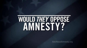 Californians for Population Stabilization TV Spot, 'Amnesty' - Thumbnail 9