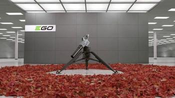 EGO TV Power + Blower TV Spot, 'Leaf Room' - Thumbnail 1