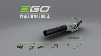 EGO TV Power + Blower TV Spot, 'Leaf Room' - Thumbnail 9