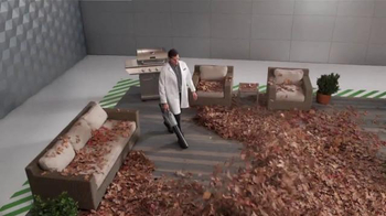 EGO TV Power + Blower TV Spot, 'Leaf Room'