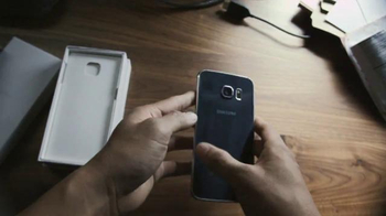 Samsung Galaxy S6 Edge TV Spot, 'Unboxing' - 90 commercial airings