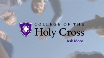 College of the Holy Cross TV Spot, 'Welcome' - Thumbnail 8