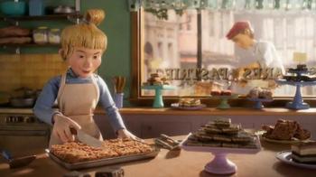 Häagen-Dazs Artisan Collection TV Spot, 'Maker Street'