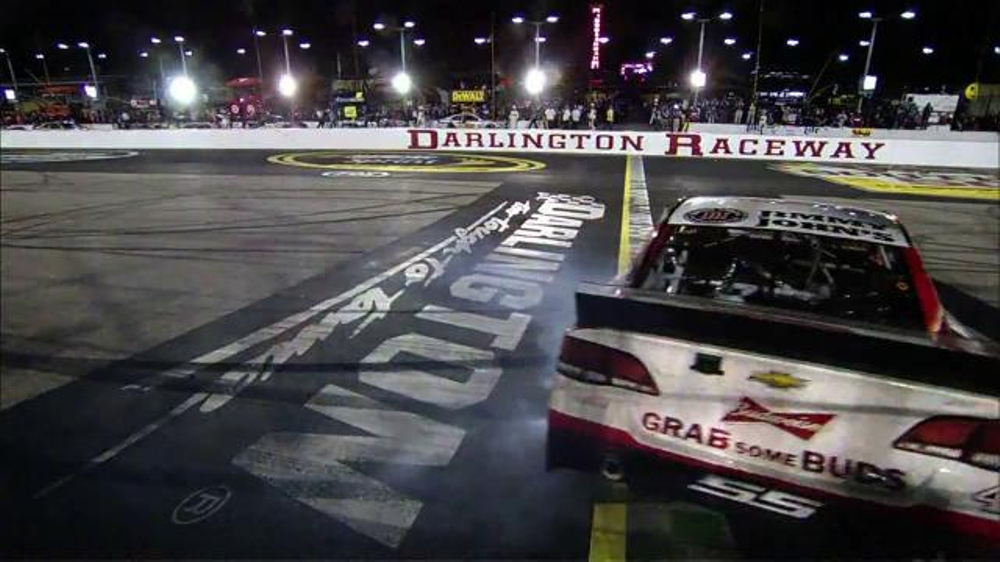 Mobil 1 TV Commercial, 'NASCAR: When a Second Matters, Science Matters'