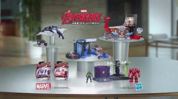 Marvel Avengers Age Of Ultron Headquarters TV Spot, 'Defend Against Ultron' - Thumbnail 8