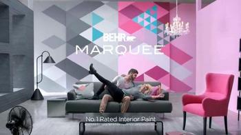 BEHR Marquee Paints TV Spot, 'Paint Off' - Thumbnail 10