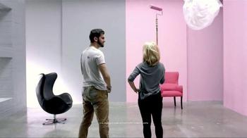 BEHR Marquee Paints TV Spot, 'Paint Off' - Thumbnail 7