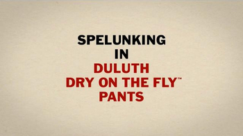 Duluth Trading Women's Dry on the Fly Pants TV Spot, 'Lickety Split' - Thumbnail 4