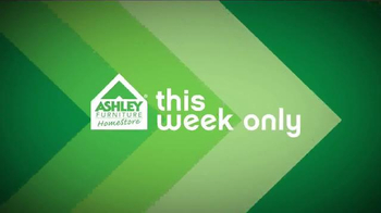 Ashley Furniture Homestore Tax Savings Event TV Spot, 'A Little Relief' - Thumbnail 2