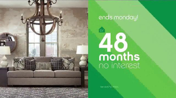 Ashley Furniture Homestore Tax Savings Event TV Spot, 'A Little Relief' - Thumbnail 5