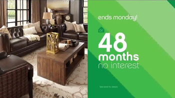Ashley Furniture Homestore Tax Savings Event TV Spot, 'A Little Relief' - Thumbnail 6