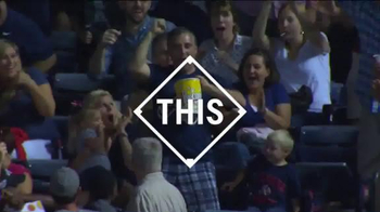 Major League Baseball TV Spot, '#THIS: Popcorn Glove' - 4 commercial airings