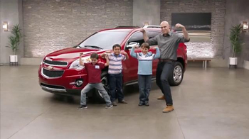Chevrolet TV Spot, 'Chevrolet Films: In-Car Entertainment' [Spanish] - Thumbnail 9