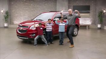 Chevrolet Films: In-Car Entertainment [Spanish] thumbnail