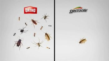 Ortho Home Defense Insect Killer TV Spot, 'More than Roaches'