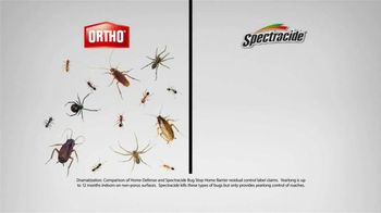 Ortho Home Defense Insect Killer TV Spot, 'More than Roaches' - Thumbnail 5