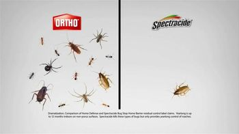 Ortho Home Defense Insect Killer TV Spot, 'More than Roaches' - Thumbnail 8