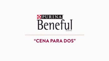 Purina Beneful Original TV Spot, 'Cena para Dos' [Spanish] - Thumbnail 1