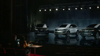 Lincoln Luxury Uncovered Event TV Spot, 'MKC Tryouts' - Thumbnail 2