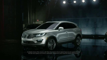 Lincoln Luxury Uncovered Event TV Spot, 'MKC Tryouts' - Thumbnail 6