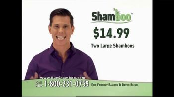 Shamboo TV Spot, 'Actually Works'