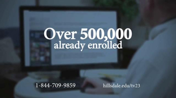 Hillsdale College TV Spot, 'Free Online Constitution Course' - Thumbnail 4