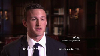 Hillsdale College TV Spot, 'Free Online Constitution Course' - Thumbnail 8