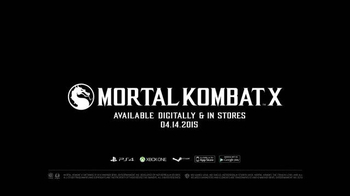 Mortal Kombat X TV Spot, 'Who's Next?' - Thumbnail 10