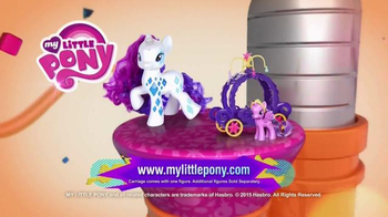 My Little Pony Cutie Mark Magic Collection TV Spot, 'New and Now' - Thumbnail 7