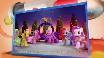 My Little Pony Cutie Mark Magic Collection TV Spot, 'New and Now' - Thumbnail 4
