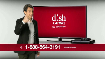 DishLATINO TV Spot, 'Centro de Llamadas' Con Eugenio Derbez [Spanish] - Thumbnail 9