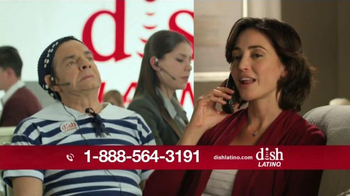 DishLATINO TV Spot, 'Centro de Llamadas' Con Eugenio Derbez [Spanish] - Thumbnail 3