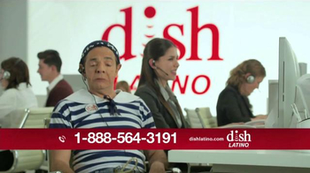 DishLATINO TV Spot, 'Centro de Llamadas' Con Eugenio Derbez [Spanish] - 54 commercial airings