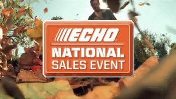 Echo Spring 2015 National Sales Event TV Spot