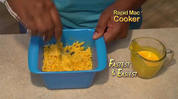 Rapid Mac Cooker TV Spot, 'Nothing Can Please Like Mac and Cheese' - Thumbnail 3