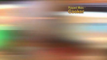 Rapid Mac Cooker TV Spot, 'Nothing Can Please Like Mac and Cheese' - Thumbnail 4