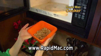 Rapid Mac Cooker TV Spot, 'Nothing Can Please Like Mac and Cheese' - Thumbnail 6