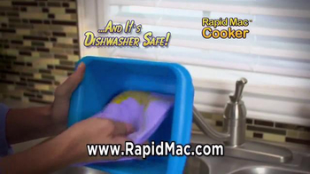 Rapid Mac Cooker TV Spot, 'Nothing Can Please Like Mac and Cheese' - Thumbnail 8