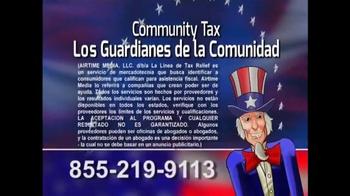 Community Tax Relief TV Spot, 'Paga Menos' - Thumbnail 6