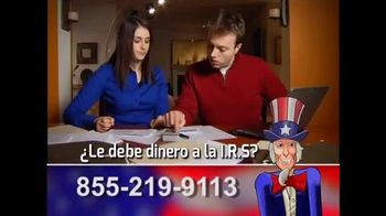 Community Tax Relief TV Spot, 'Paga Menos'