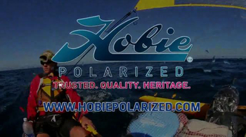 Hobie Polarized Sunglasses TV Spot, 'Crystal Clear' - Thumbnail 9