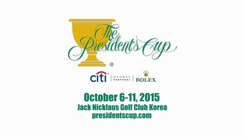 President's Cup TV Spot, 'Plan Your Trip' - Thumbnail 9