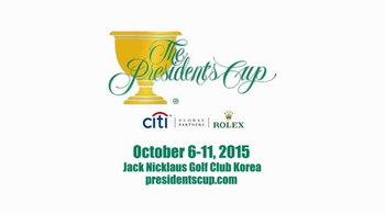 President's Cup TV Spot, 'Plan Your Trip' - Thumbnail 8