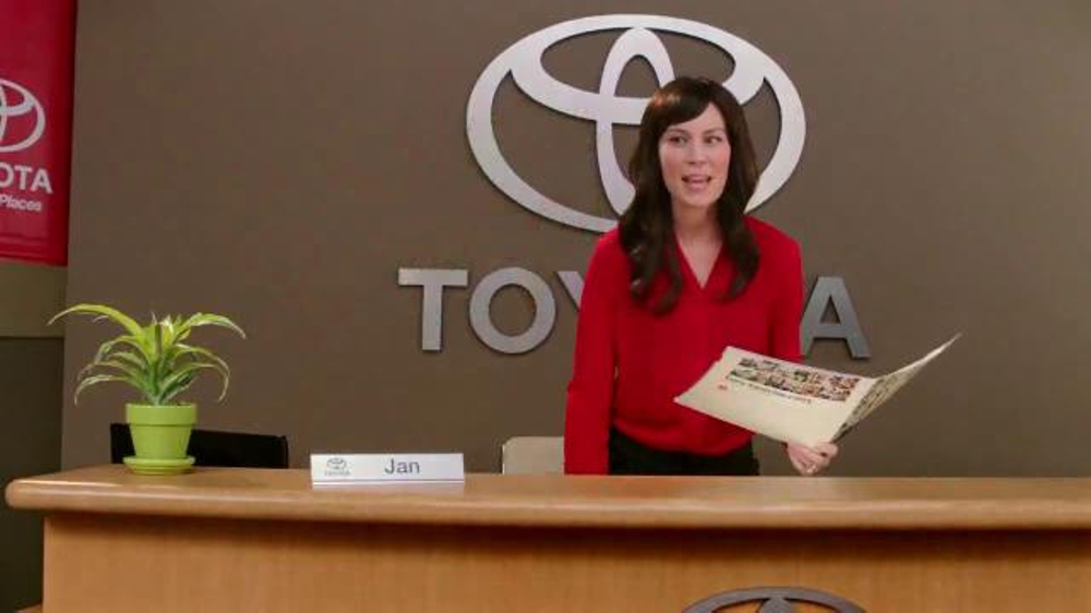 Toyota Camry Commercial Song >> 2015 Toyota Corolla TV Commercial, 'Brochure Readings with ...