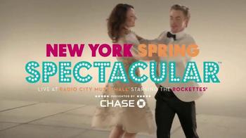 New York Spring Spectacular TV Spot, 'The Rockettes' - Thumbnail 10