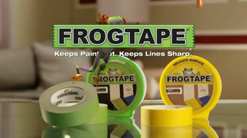 Frog Tape TV Spot, 'Cleanest Lines' - Thumbnail 10
